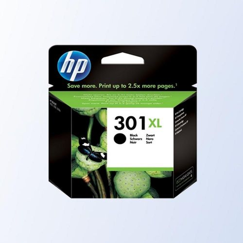 HP 301XL black  Original Druckerpatrone