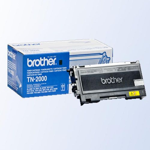 Original Toner Brother TN-2000 schwarz