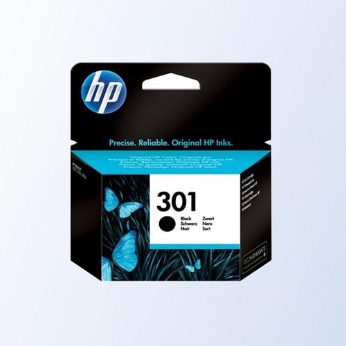 HP 301 black Original Druckerpatrone