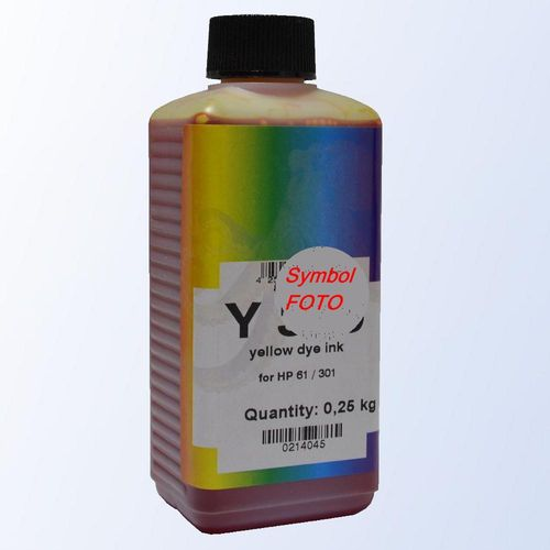 OCP Tinte Y 149 für HP Patrone 62 Color u.a. Yellow