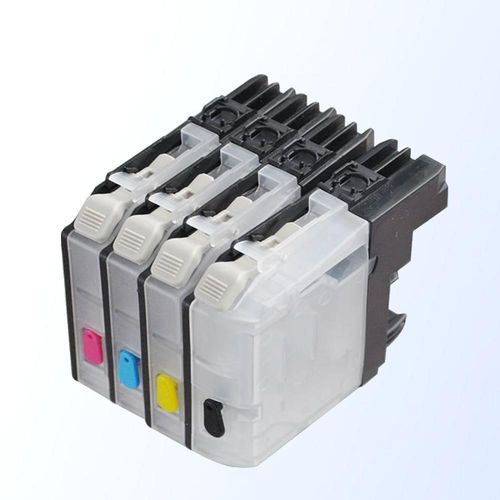 QUICKFILL / FILL-IN Patronen LC-221, LC-223, LC-225, LC-227 mit Auto Reset Chips