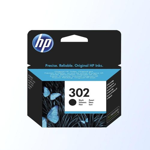 HP 302 black Original Druckerpatrone