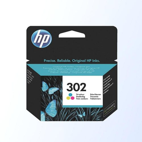 HP 302 Color Original Druckerpatrone