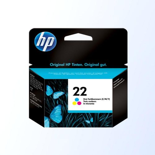 HP 22 Color Original Druckerpatrone C9352AE